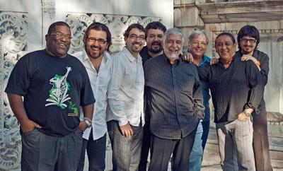 Inti-Illimani group shot