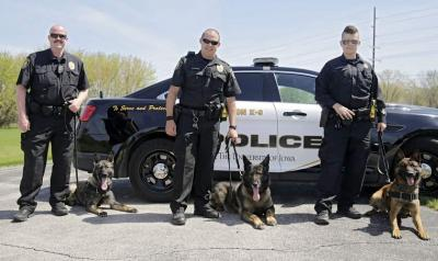 UI K9 Officers