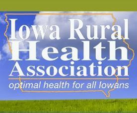 Iowa Rural Health Assocation logo, Credit Iowa Rural Health Assocation Web site