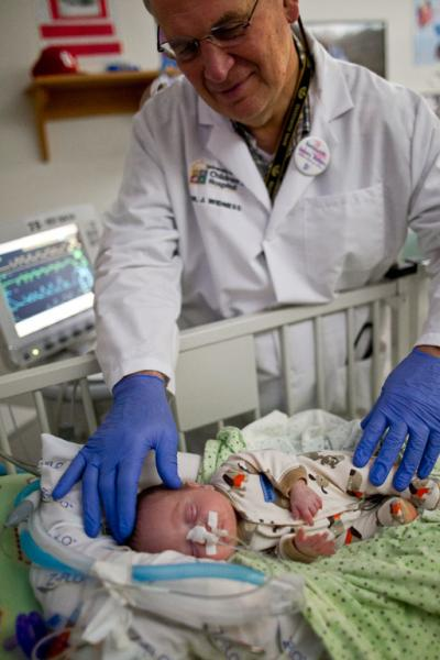 lincoln bell in the NICU