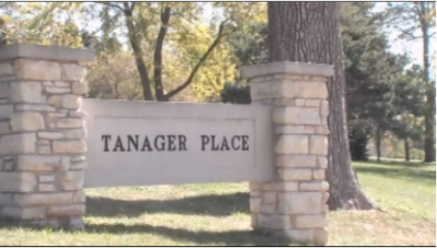 Photo of Tanager Place signage