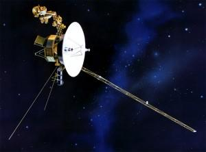 Voyager I spacecraft
