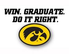 Win, Graduate, Do it Right logo