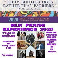 MLK Praise Experience!
