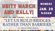 Unity March and Rally