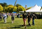 Several thousand people gather in Hubbard Park for the 23rd annual festival