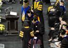 Graduate College Commencement procession