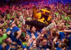 Herky crowd surfs.