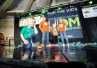 a child on stage at dance marathon 23