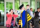 graduate college commencement