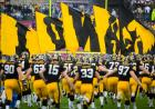 2014 began with a New Year's Day bowl (Outback Bowl) for the Hawkeyes. Photo by Bill Adams.