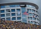 children's hospital overlooking kinnick stadium