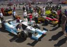 Line up on the grid