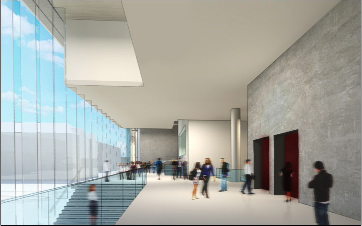 State Of The Arts Building Concepts Unveiled