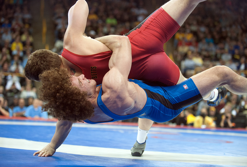 Olympic Trials Wrestling