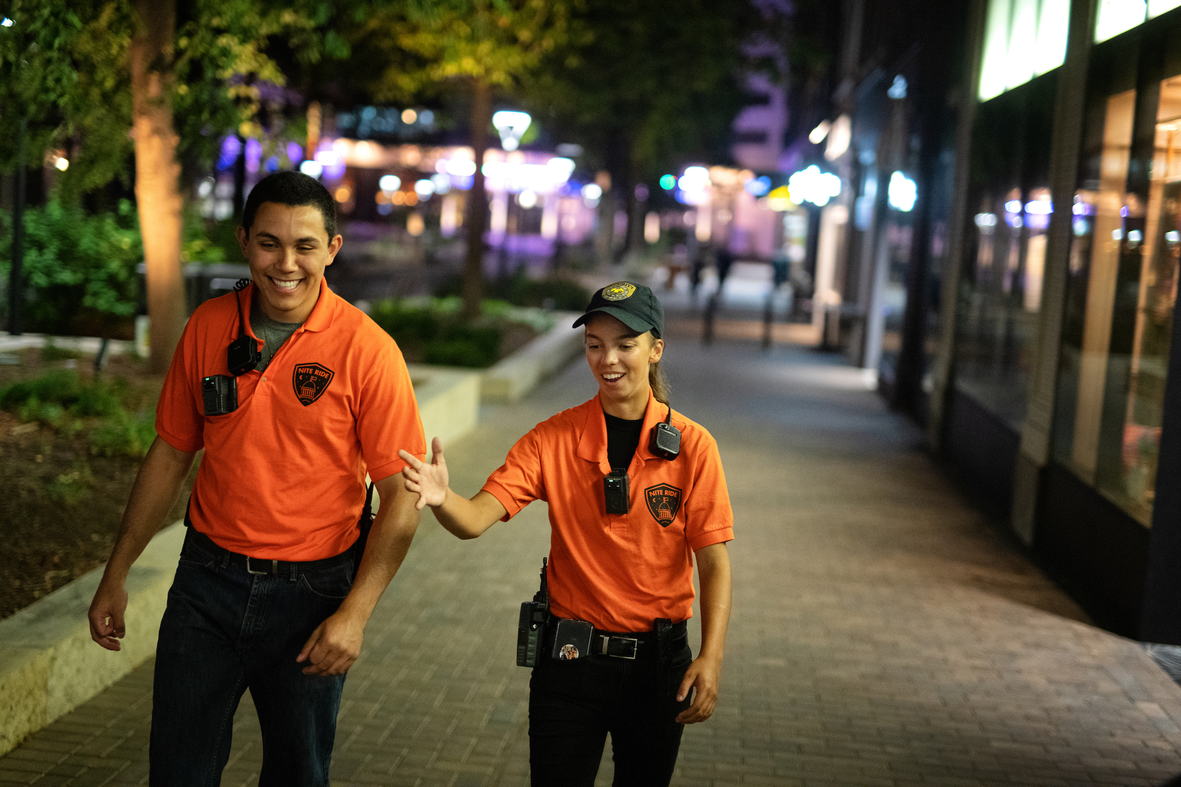 student security officers