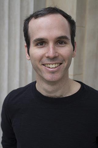 Andrew Calvert portrait