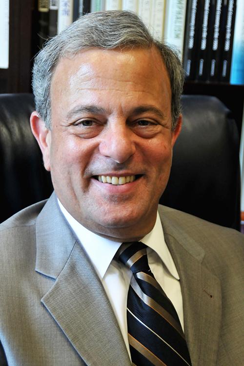 Michael Bernstein portrait