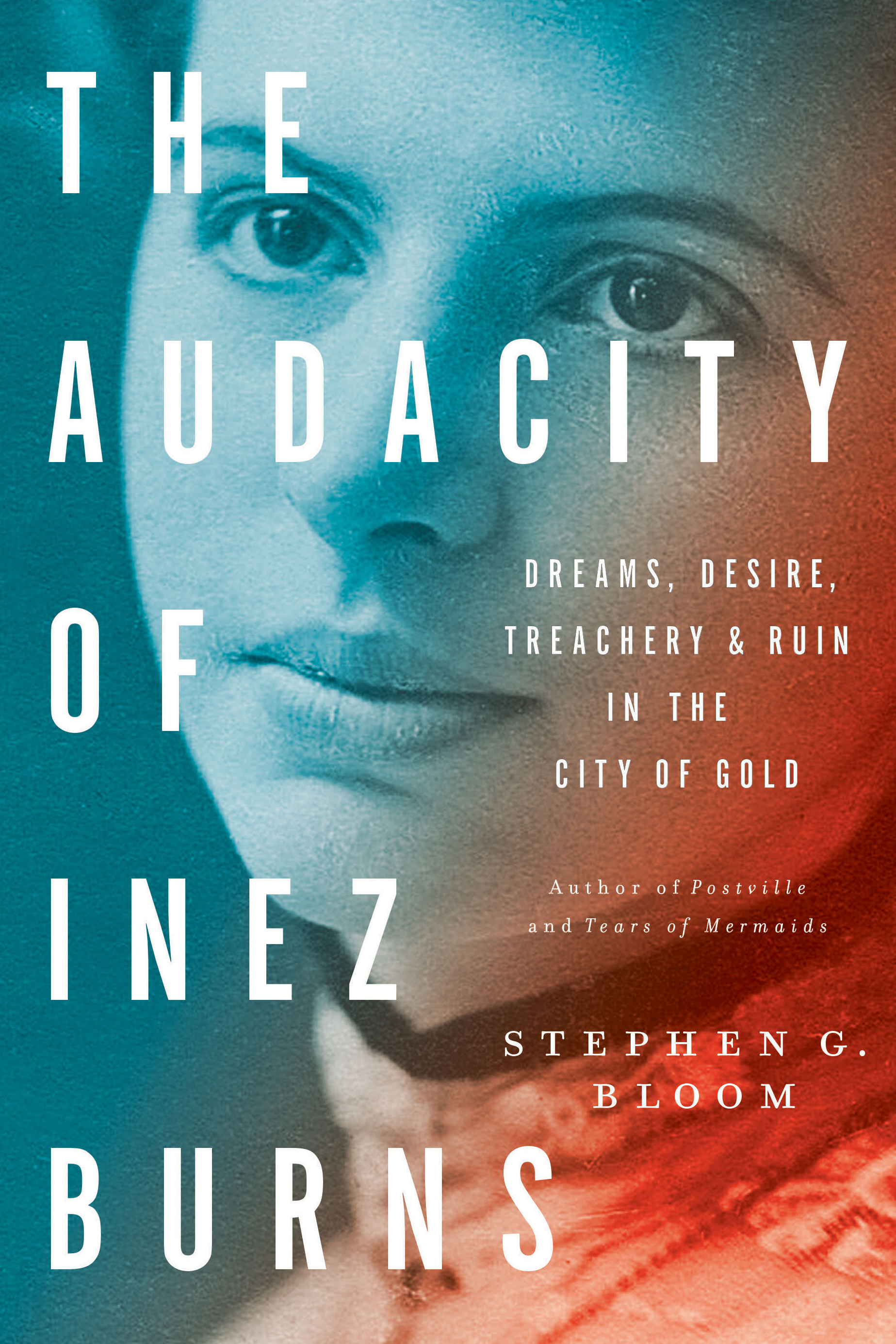 cover of the audacity of inez burns