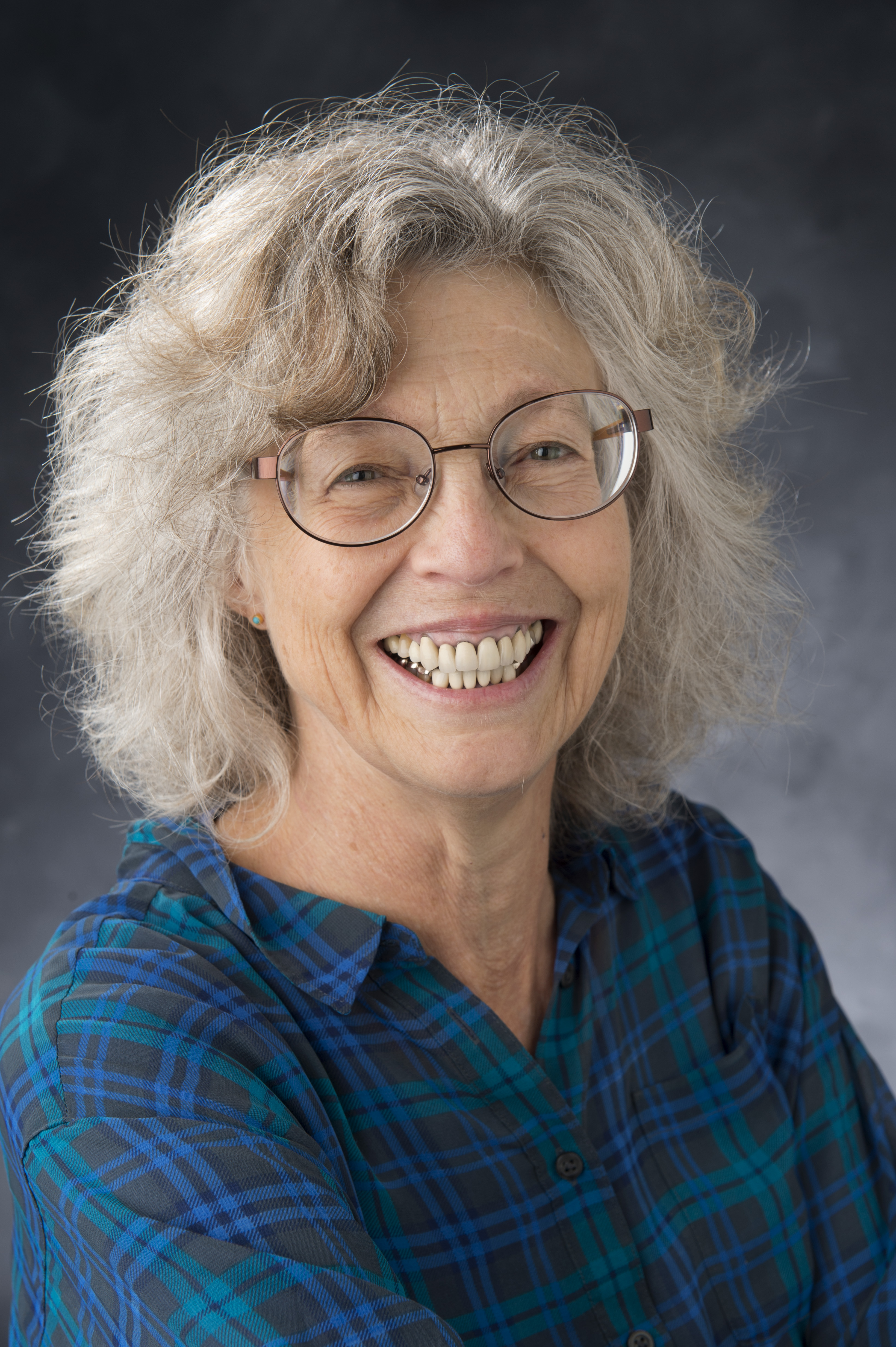 Judy Polumbaum portrait