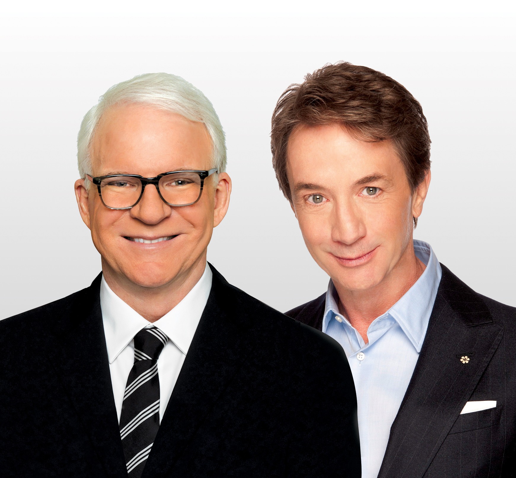 Steve Martin and Martin Short will perform at Hancher on Sept. 24.