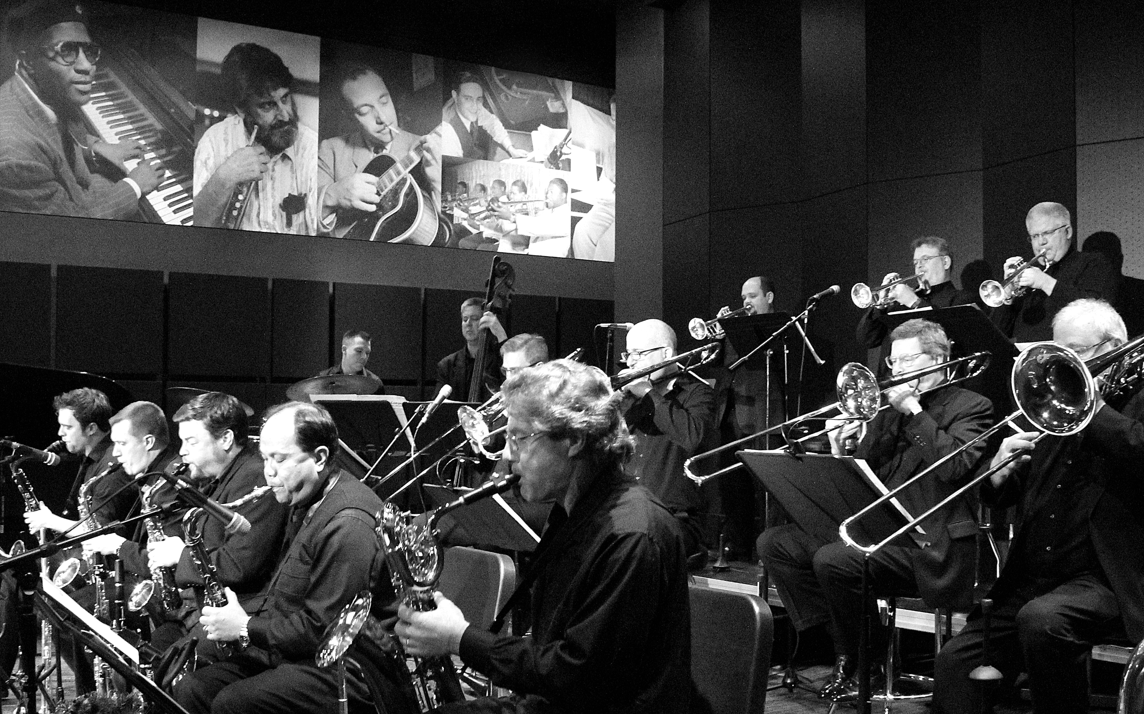 turner jazz orchestra