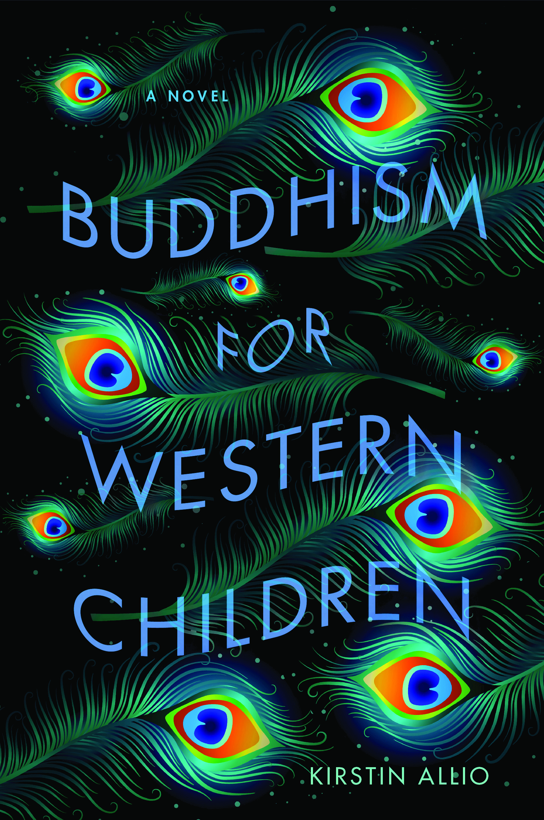 buddhism for western children cover