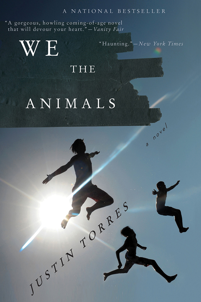 We the Animals book cover