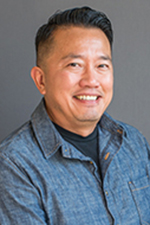 William Liu portrait